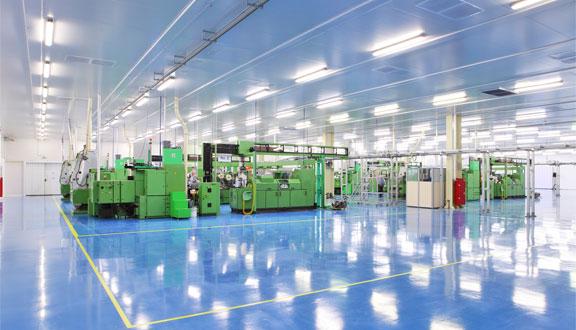 Epoxy Lantai Pabrik