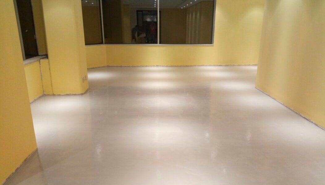 Jasa epoxy lantai